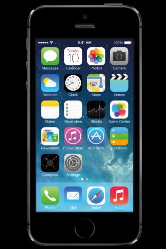 Orange - iPhone 5s