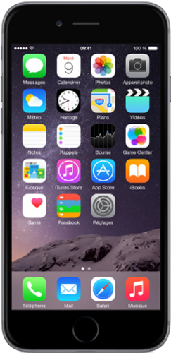 Orange - iPhone 6 32 GB