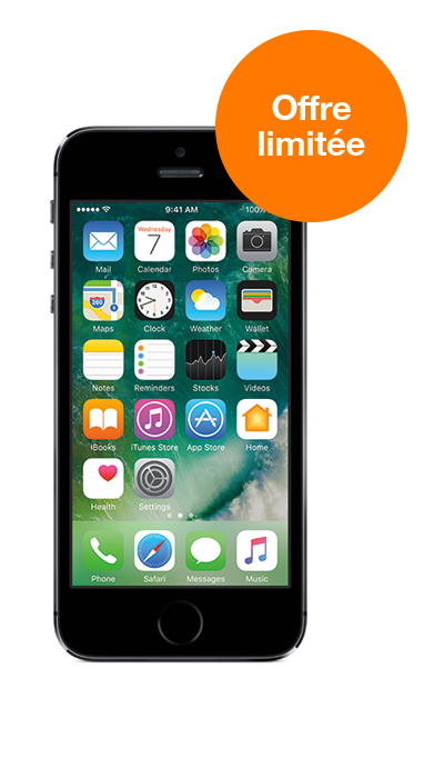 Orange - iPhone 5s 16 GB