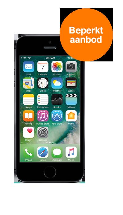 Orange - iPhone 5s 16 GB