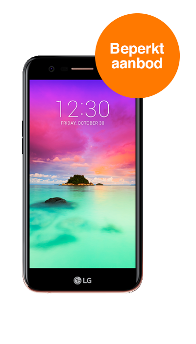 Orange - LG K10 2017
