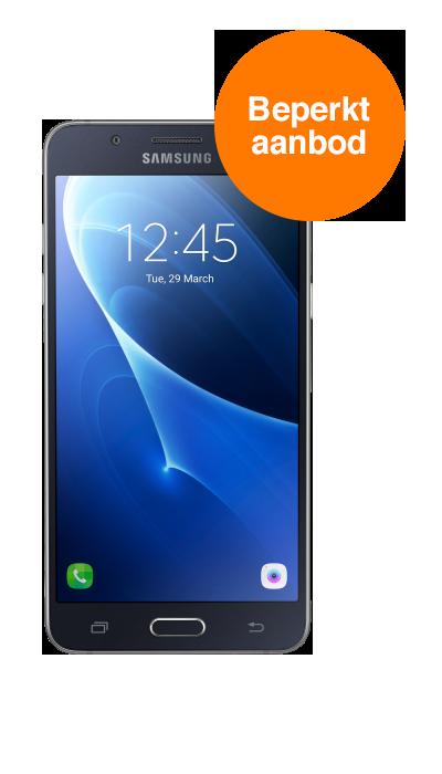 Orange - Samsung Galaxy J5 2016