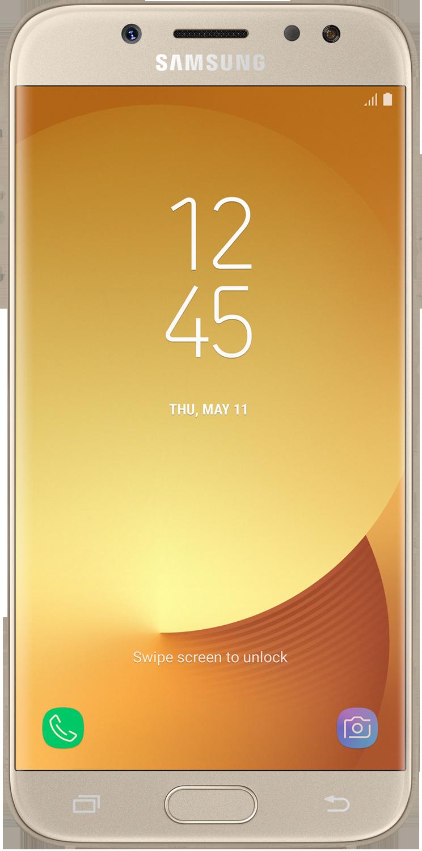 Orange - Samsung Galaxy J7